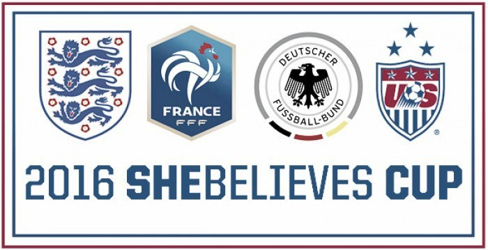 England SheBelieves Cup team announced