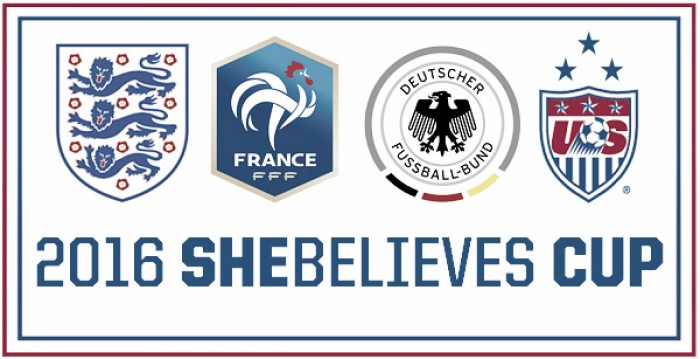 Silvia Neid names Germany squad for SheBelieves Cup