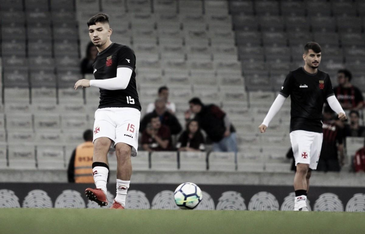 Andrey comenta erros do Vasco em derrota contra Atlético-PR e aprova atuação  individual 24380b9339f29