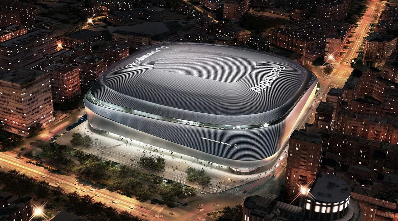 El nuevo Santiago Bernabéu, un nuevo templo en el Olimpo del fútbol
