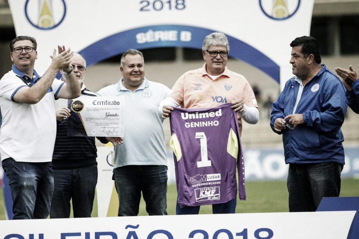 Geninho vê possibilidade de melhora, mas celebra nova vitória do Avaí fora de casa