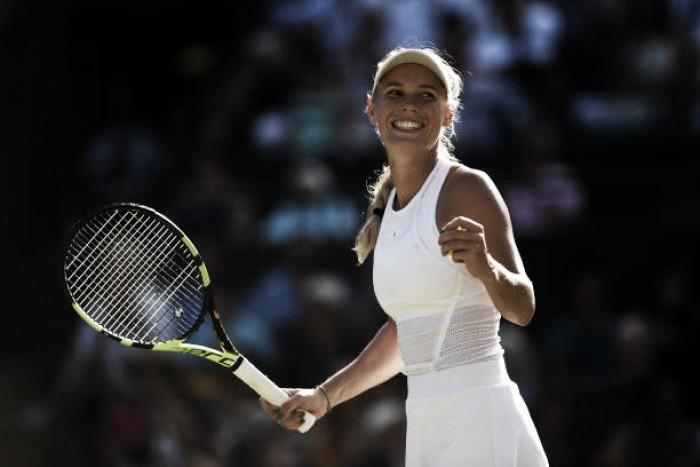 2017 midseason review: Caroline Wozniacki