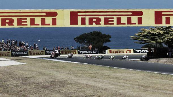 Superpole del GP de Australia de Superbikes 2015 en vivo y en directo online