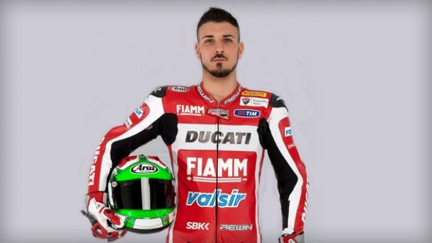 """Davide Giugliano: """"Estoy muy contento de estar de vuelta en la primera fila"""""""