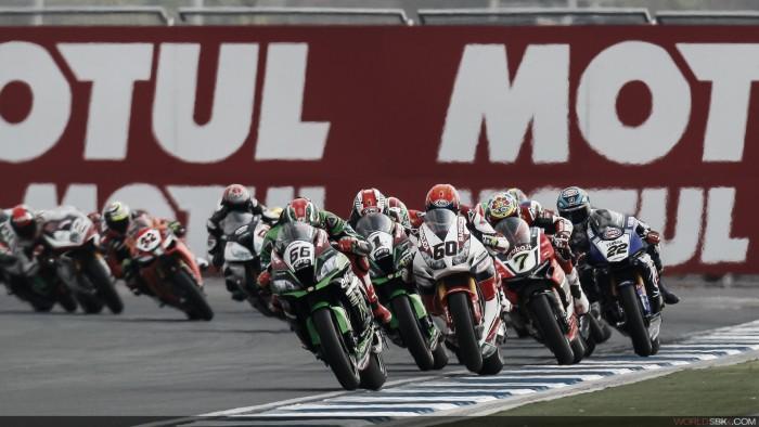 Descubre el Gran Premio de Aragón de Superbikes 2016