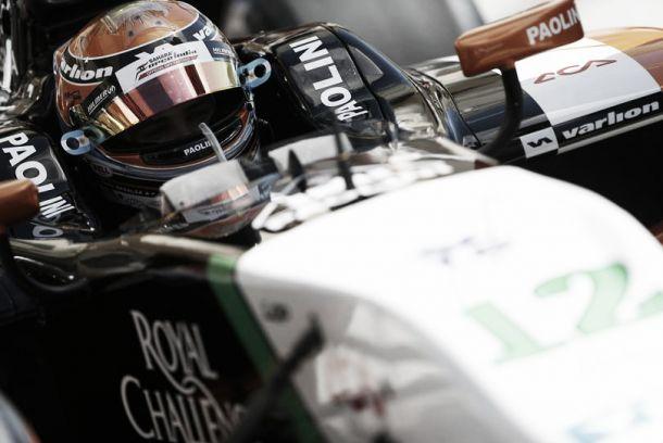GP2 Series: Regalia no logró sumar en Bahréin