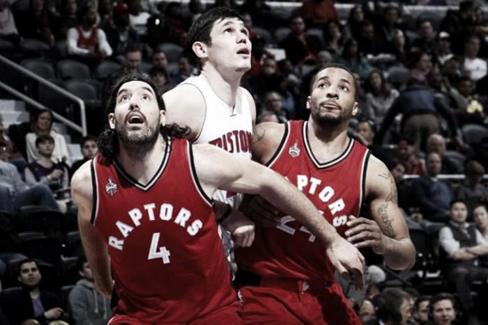 Toronto sigue a paso firme de victoria