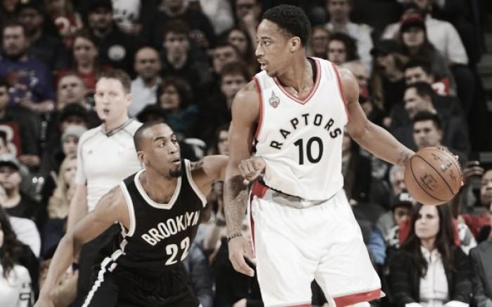 Sin Scola, Toronto inclinó la balanza sobre el final