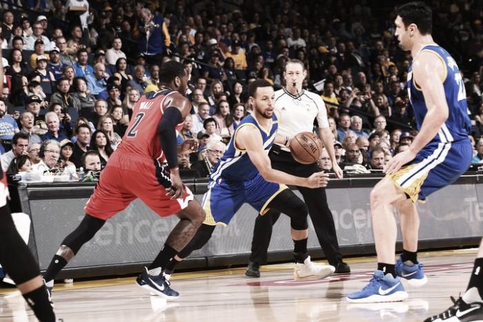 NBA, Curry stende i Wizards. I Rockets vincono a Phoenix senza Harden