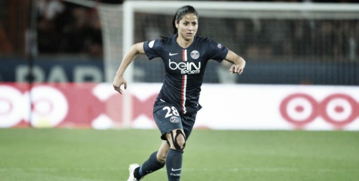 Shirley Cruz to remain at PSG after signing a new two year deal