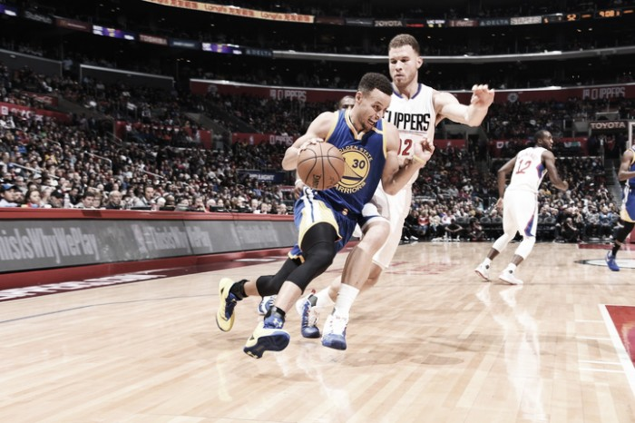 Nba, Warriors in scioltezza a Los Angeles sui Clippers (98-115)