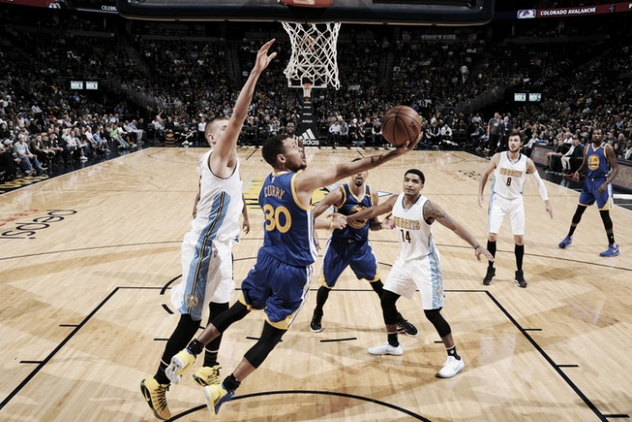 NBA, Warriors troppo forti per Denver (101-125)
