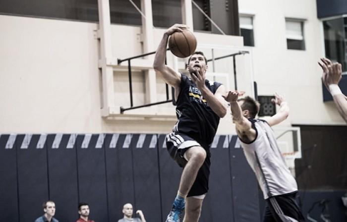 Patricio Garino se ilusiona con la NBA
