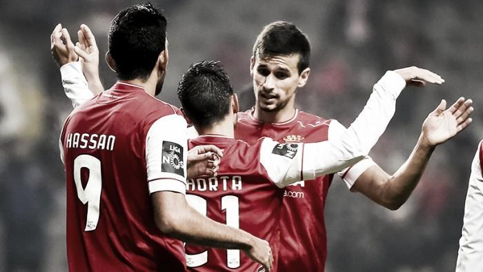 Feria de goles en Braga y podio para 'Os Minhotos'