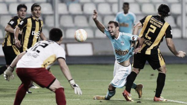 Sporting Cristal le dijo adiós a la Libertadores