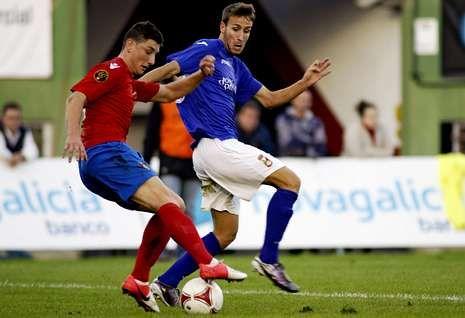 Tres puntos de oro para el Ourense