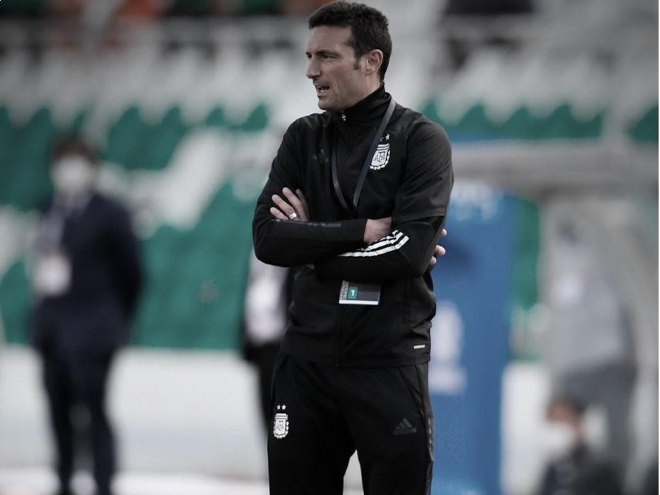 Scaloni ganó como jugador y como entrenador en Bolivia, con la Selección Argentina. Foto: Web.