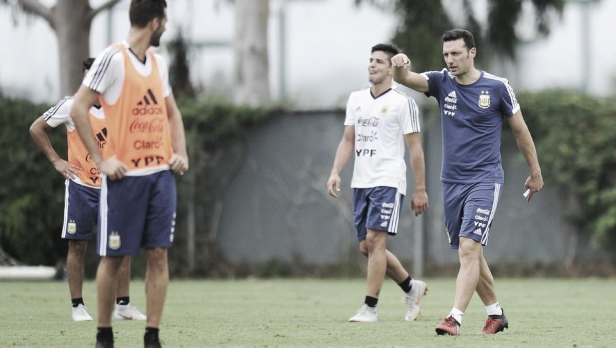 Argentina, con equipo confirmado para enfrentar a Guatemala