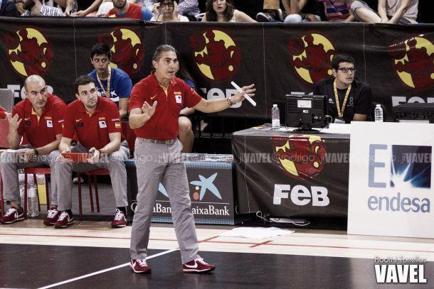 """EuroBasket 2015 - Spagna altalenante, Scariolo: """"Non sono né preoccupato, né euforico"""""""