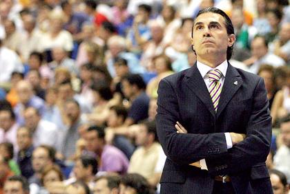 Lista de preseleccionados de España de baloncesto para la Olimpiada de Londres 2012