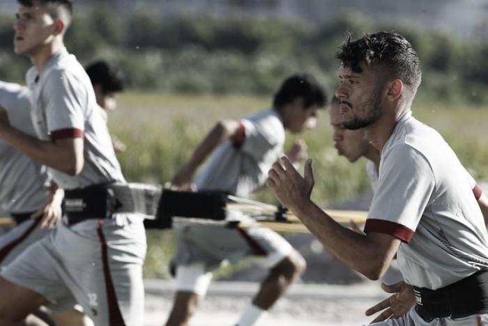 """Gustavo Scarpa demonstra persistência por Libertadores: """"Enquanto tiver chance, vamos lutar por isso"""""""
