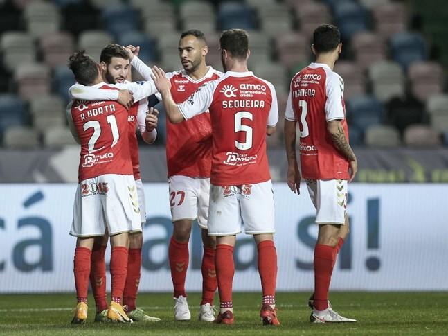 El Braga supera el Benfica y está en la final