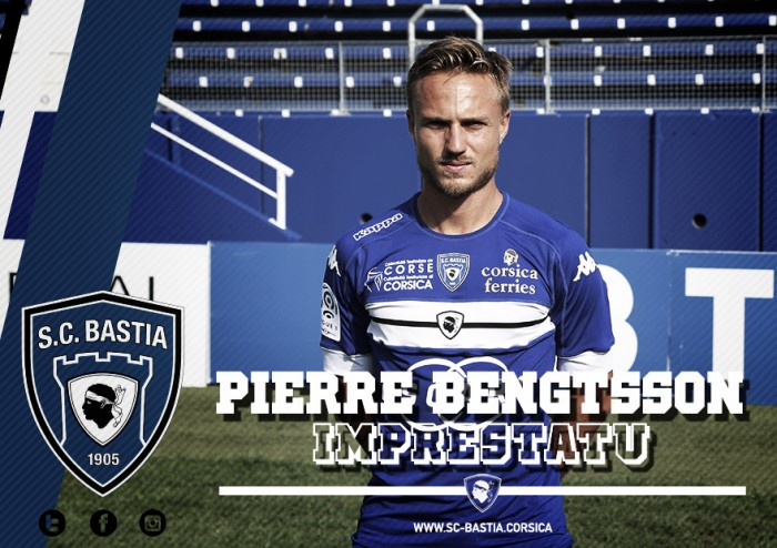 Bengtsson joins Bastia on loan