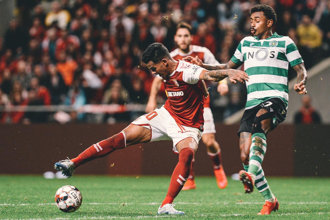 SC Braga ataca o terceiro lugar