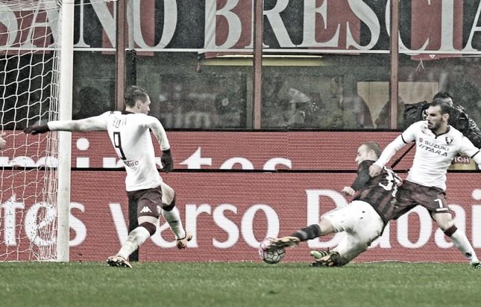 AC Milan 1-0 Torino: Antonelli strike downs Granata