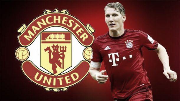 Bastian Schweinsteiger, o primeiro alemão da História do Manchester United