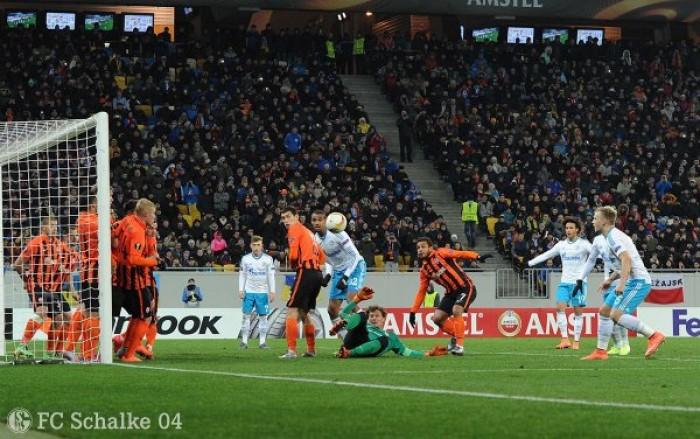 Shakhtar e Schalke non si fanno male: reti bianche all'Arena Lviv