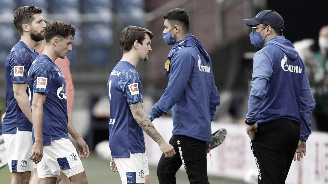 Schalke 04 perde para Werder Bremen em casa e iguala jejum de Cagliari e Brescia
