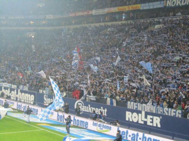 Schalke 04 mantém boa média de público na 20ª rodada da Bundesliga