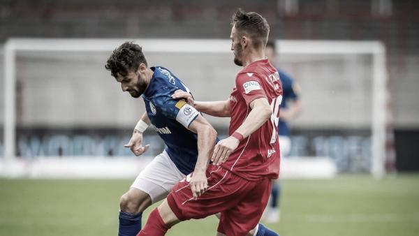 El mal regreso del Schalke 04
