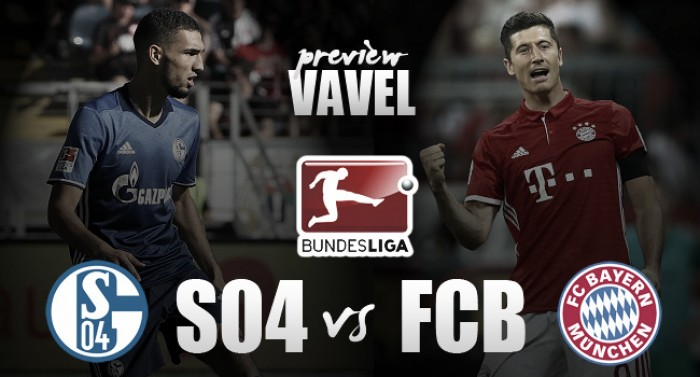Schalke 04 vs Bayern Munich Preview: Die Knappen looking to cause an upset against high flying Bayern