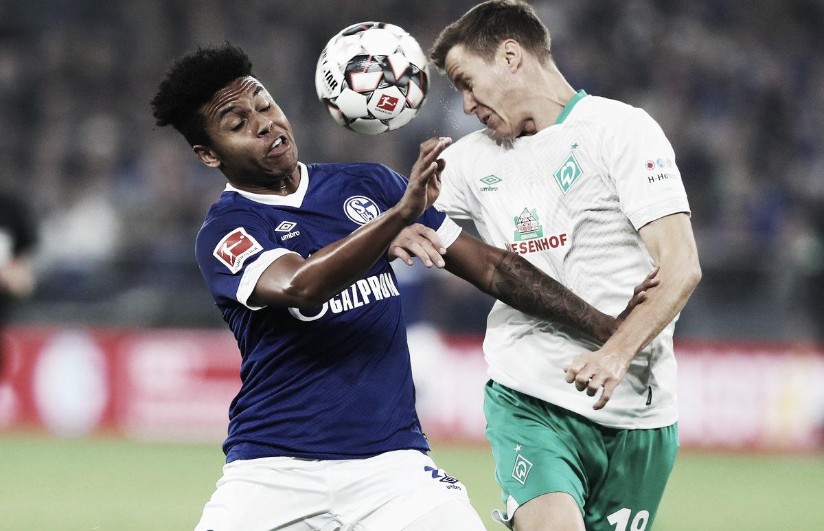 Schalke 04 é derrotado pelo Werder Bremen em casa e segue na zona de rebaixamento