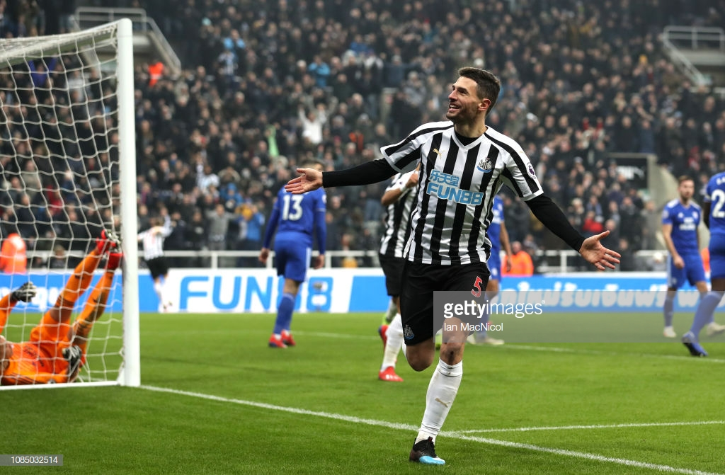 Newcastle United 3-0 Cardiff City: Clinical Magpies put Bluebirds to the sword