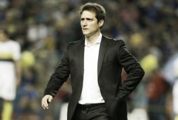 Lafc looking at guillermo barros schelotto for head coach for A rossi salon boca raton