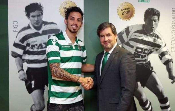 El Sporting de Portugal se sigue reforzando