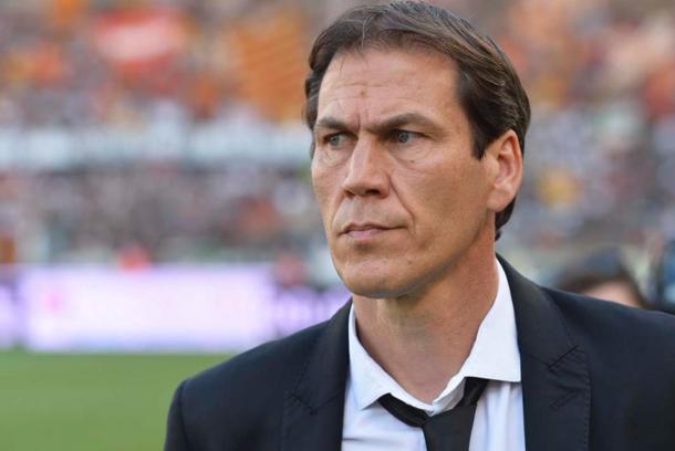 """Roma, Garcia: """"Siamo favoriti, ma dobbiamo dimostrare di essere all'altezza"""""""