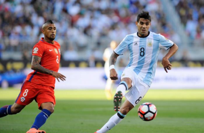 Copa America Centenario, l'Argentina vince anche senza Messi: 2-1 al Cile