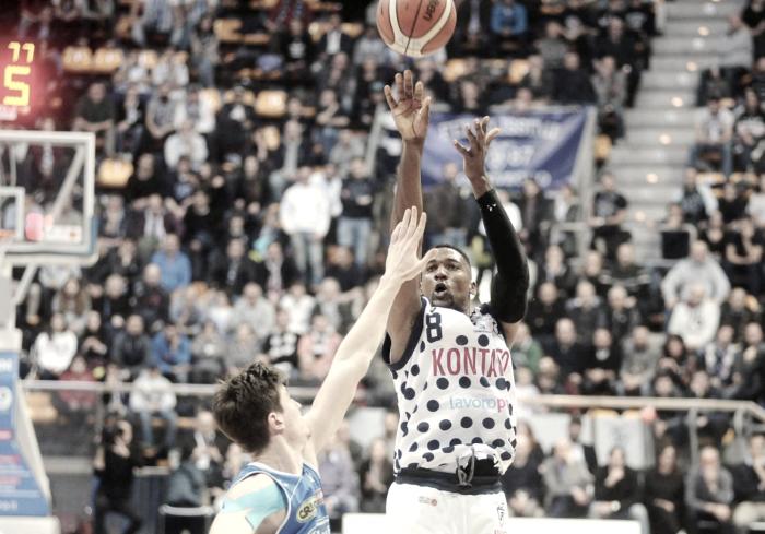 Basket - Serie A2, Girone Est: i risultati della 19^ giornata