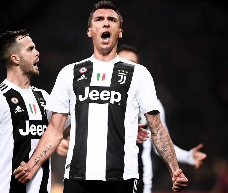 Juve: Mandzukic, Ronaldo e l'attacco perfetto