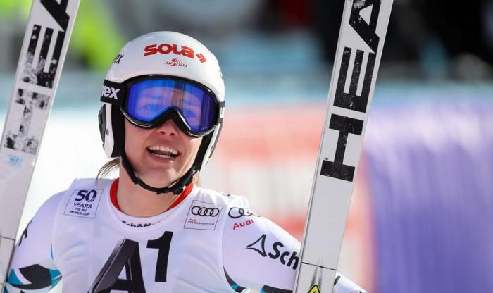 Sci Alpino - Altenmarkt, discesa donne: la Scheyer sorprende tutti
