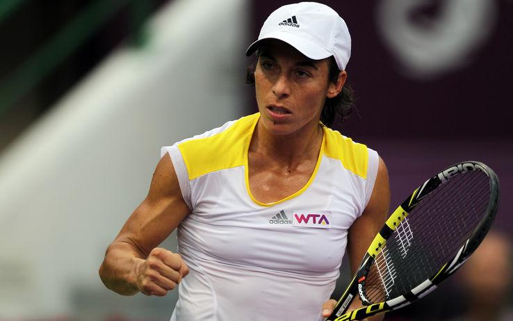 La Schiavone annichilisce la Bartoli, avanti a fatica Azarenka e Sharapova