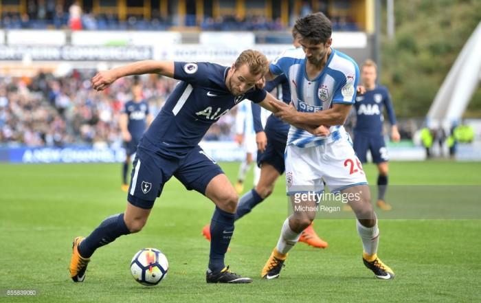 Christopher Schindler named Huddersfield Player of the Month for September