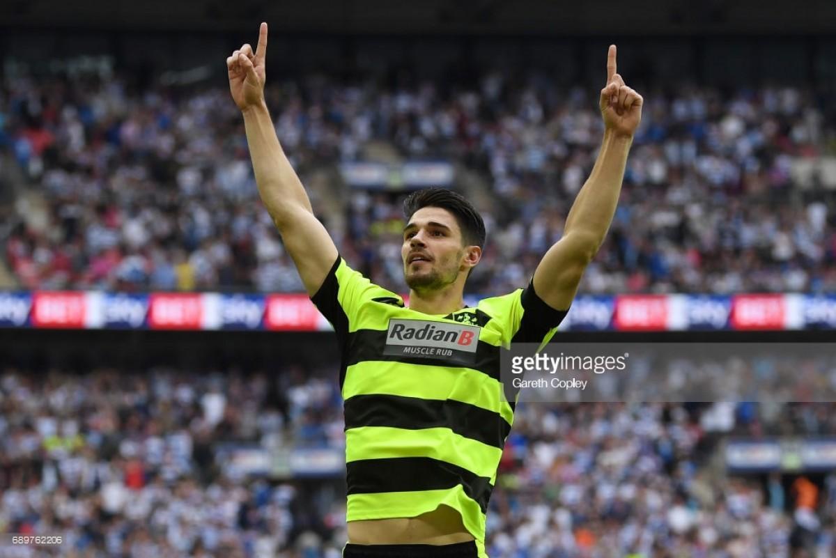 Huddersfield Town end of season Awards 2017-18 winners