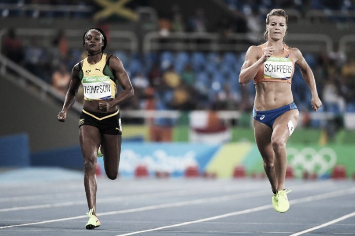 Rio 2016: Dafne Schippers aiming for gold in the 200m