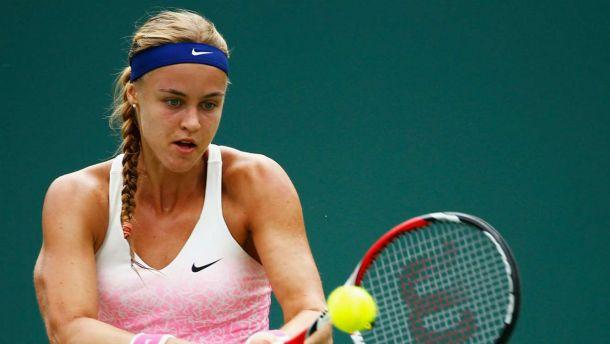 WTA: Errani sconfitta a Bucharest, Larsson vince a Bastad