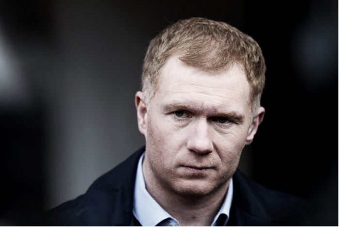 Paul Scholes is a legend, but no longer the quiet man